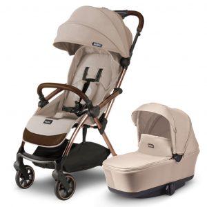 2w1 _ be inf 2w1 leclerc-leclerc-influencer-bassinet-sand-chocolate-887523