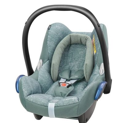 maxicosi carseat babycarseat cabriofix 2017 green nomadgreen 3qr