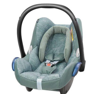 maxicosi carseat babycarseat cabriofix 2017 green nomadgreen 3qr