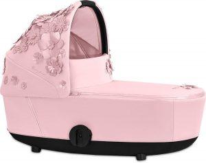 Cybex-Carry-Cot-Lux—gondola-do-wozka-Mios-2.0–Simply-Flowers-Beige