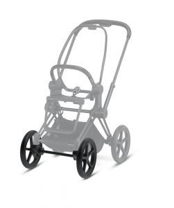 Cybex-PRIAM-Front-Wheel-Adapter-Set-for-off-road-Matt-Black.16124a