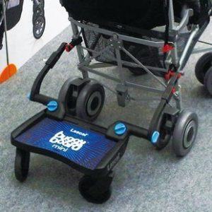 Lascal-BuggyBoard-Maxi-size-of-the-Swedish-pedal-stroller-the-auxiliary-pedal-pedal-multicolor