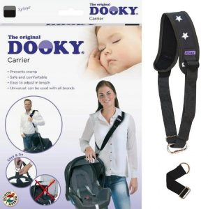 Pas-do-przenoszenia-fotelika-Dooky-Grey-Star