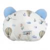 Poduszka-płaska-miś-Balloon-niebieska