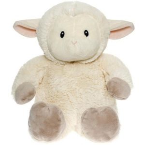 Teddykompaniet-Teddy-Heaters-Lamm-35cm