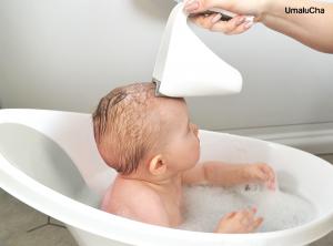 Washy-hair-washing