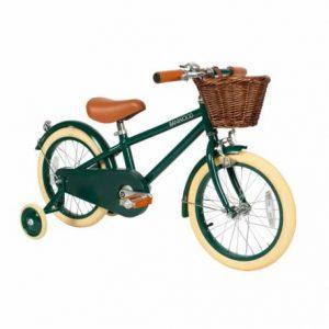 banwood-rowerek-classic-dark-green