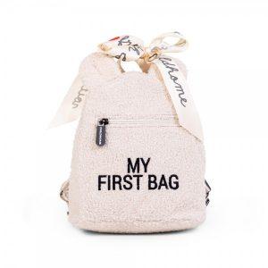 childhome-plecak-dzieciecy-my-first-bag-teddy-bear-white-limited-edition