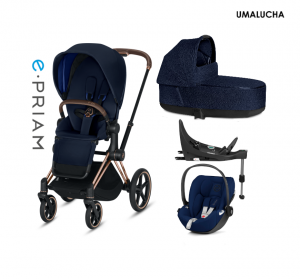 e-priam indigo blue cloud z