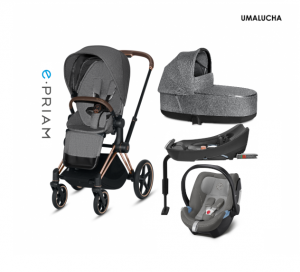 e-priam manhatta grey plus