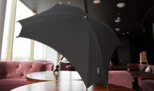 parasolka czarna