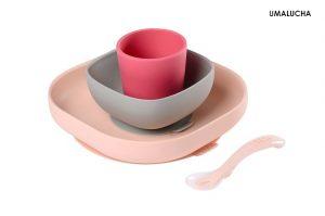 pol_pl_Beaba-Komplet-naczyn-z-silikonu-z-przyssawka-pink-4202_7