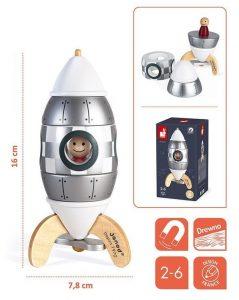 pol_pl_Srebrna-rakieta-drewniana-magnetyczna-Edycja-limitowana-Janod-6599_2