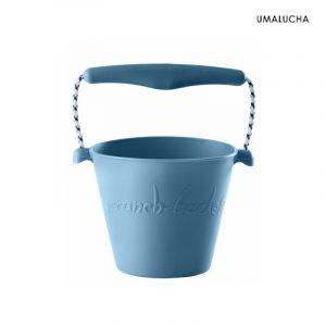 skladane-wiaderko-do-wody-i-piasku-scrunch-bucket-blekitny