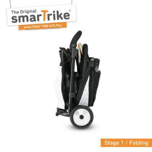 Folding Trike_500-Blue_New grid_open design_2017_Spanish transla