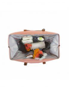 torba-podróżna-mommy-bag-różowa (2)
