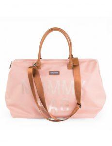 torba-podróżna-mommy-bag-różowa (3)