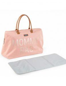 torba-podróżna-mommy-bag-różowa (4)