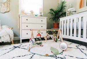 TinyLove BohoChic Luxe DevelopmentalGymini IndoorView FrontImage NurseryImage